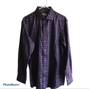 Eton Contemporary Dress Shirt 16.5
